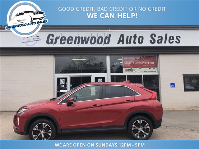 2018 Mitsubishi Eclipse Cross SE (Stk: 18-07586) in Greenwood - Image 1 of 21