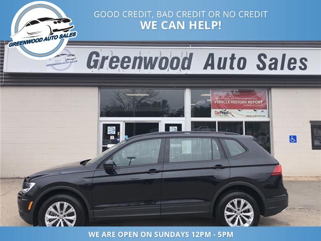 2019 Volkswagen Tiguan Trendline (Stk: 19-55817) in Greenwood - Image 1 of 20