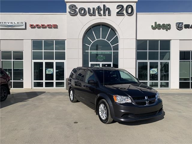 2017 Dodge Grand Caravan CVP/SXT (Stk: 40049A) in Humboldt - Image 1 of 23