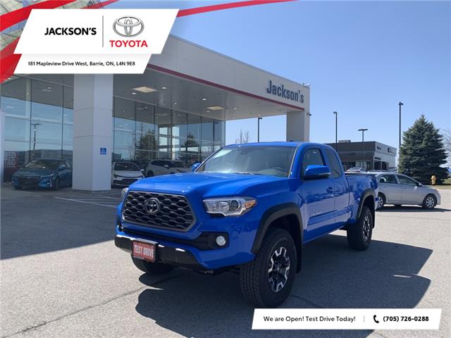 2021 Toyota Tacoma Base (Stk: 18421) in Barrie - Image 1 of 11