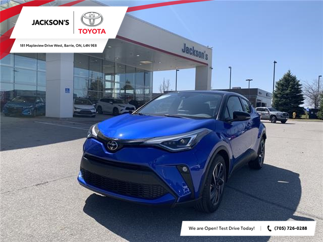 2021 Toyota C-HR Limited (Stk: 13706) in Barrie - Image 1 of 12