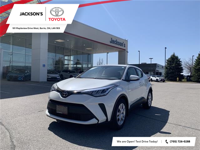 2021 Toyota C-HR LE (Stk: 13239) in Barrie - Image 1 of 11