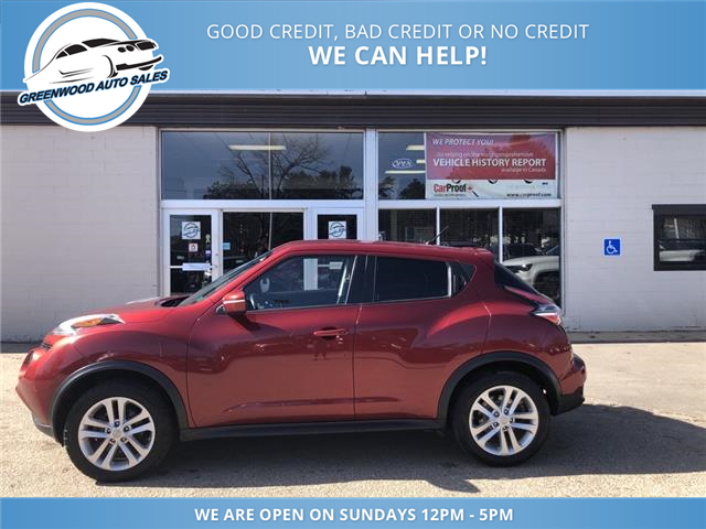 2016 Nissan Juke SV (Stk: 16-54274) in Greenwood - Image 1 of 21