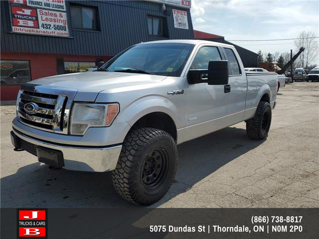 2012 Ford F-150 XLT (Stk: 6748) in Thordale - Image 1 of 9