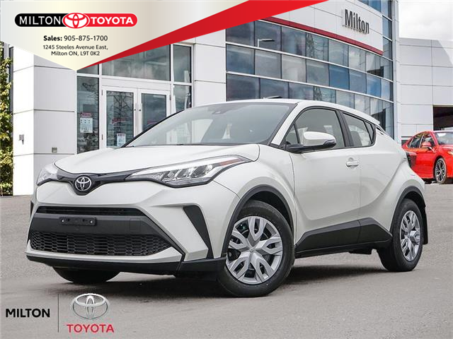 2021 Toyota C-HR LE (Stk: 114470) in Milton - Image 1 of 23