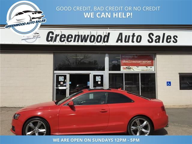 2011 Audi A5 2.0T Premium Plus (Stk: 11-36852) in Greenwood - Image 1 of 20