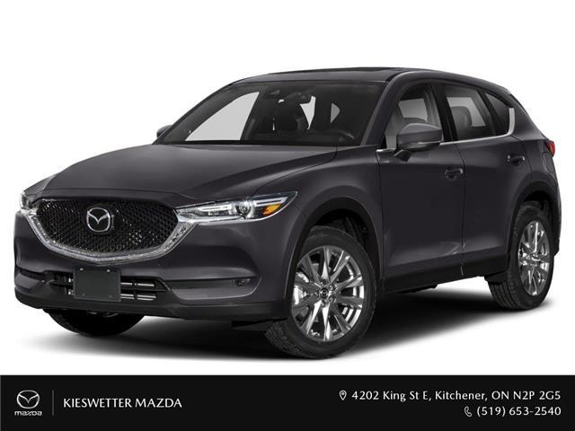 2021 Mazda CX-5 Signature (Stk: 37382) in Kitchener - Image 1 of 9