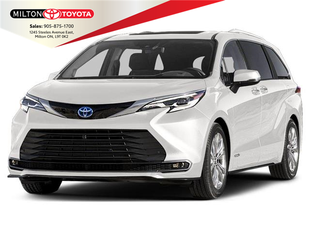 2021 Toyota Sienna XSE 7-Passenger (Stk: 017853) in Milton - Image 1 of 2