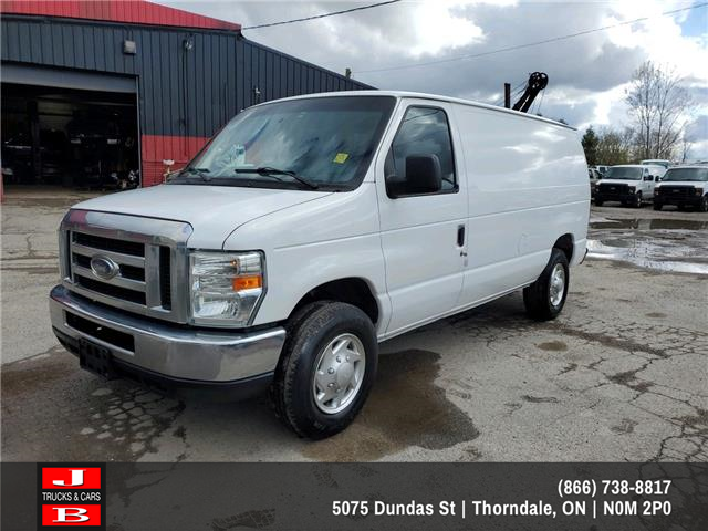 2012 Ford E-250 Commercial (Stk: 6655) in Thordale - Image 1 of 6