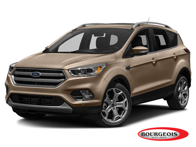 2017 Ford Escape Titanium (Stk: 20T1178A) in Midland - Image 1 of 9