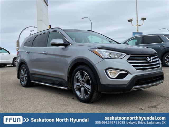 2016 Hyundai Santa Fe XL Limited (Stk: B7889) in Saskatoon - Image 1 of 6