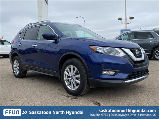 2019 Nissan Rogue SV (Stk: B7887) in Saskatoon - Image 1 of 6