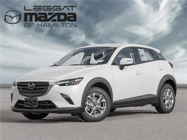 2021 Mazda CX-3 GS (Stk: HN2846) in Hamilton - Image 1 of 23