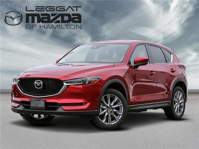 2021 Mazda CX-5 GT (Stk: HN2844) in Hamilton - Image 1 of 23
