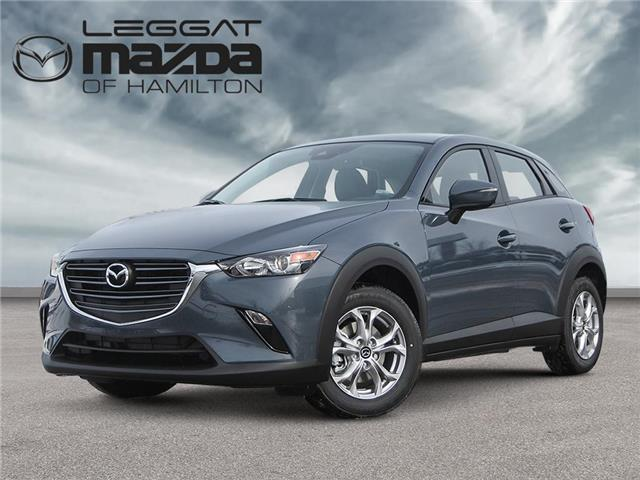 2021 Mazda CX-3 GS (Stk: HN2866) in Hamilton - Image 1 of 11