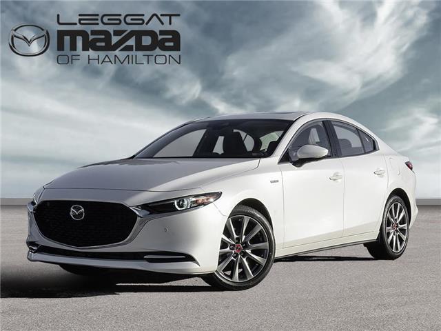 2021 Mazda Mazda3 GT w/Turbo (Stk: HN2876) in Hamilton - Image 1 of 22