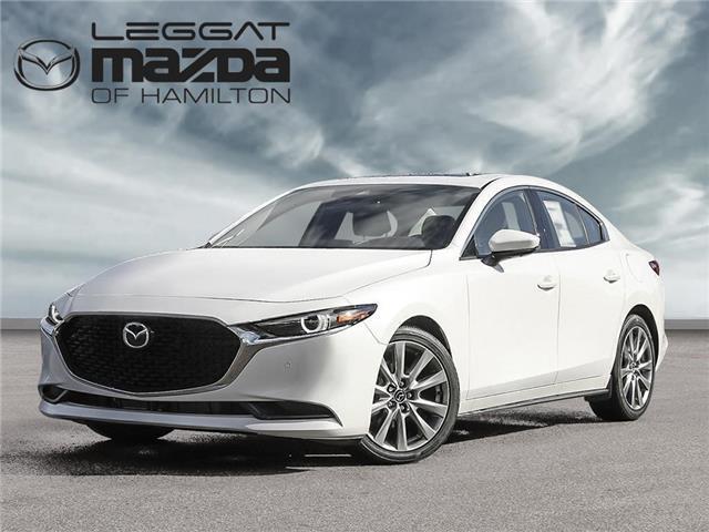 2021 Mazda Mazda3 GT w/Turbo (Stk: HN2945) in Hamilton - Image 1 of 23