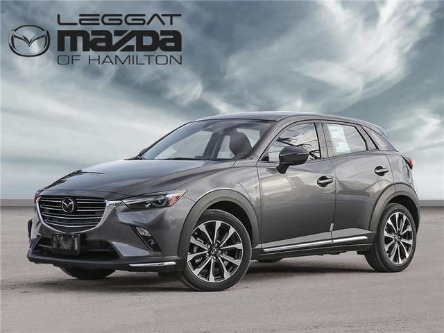 2021 Mazda CX-3 GT (Stk: HN2981) in Hamilton - Image 1 of 23