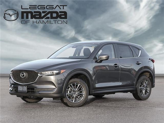 2021 Mazda CX-5 GX (Stk: HN3018) in Hamilton - Image 1 of 23
