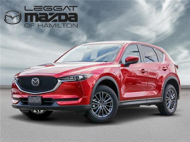 2021 Mazda CX-5 GS (Stk: HN3046) in Hamilton - Image 1 of 23