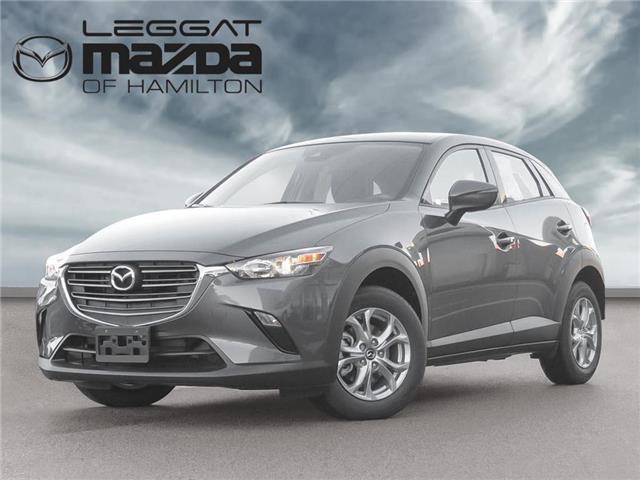 2021 Mazda CX-3 GS (Stk: HN3101) in Hamilton - Image 1 of 23