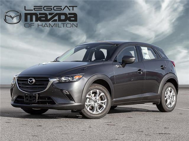 2021 Mazda CX-3 GS (Stk: HN3107) in Hamilton - Image 1 of 23