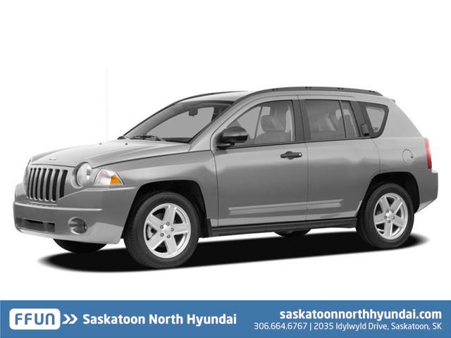 2008 Jeep Compass Sport/North (Stk: 50333A) in Saskatoon - Image 1 of 2