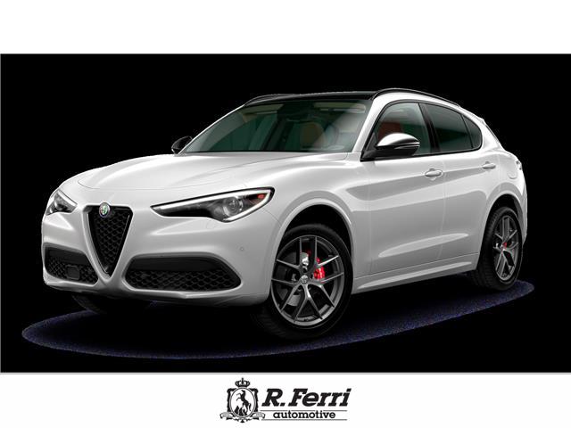 2021 Alfa Romeo Stelvio ti (Stk: ) in Oakville - Image 1 of 1