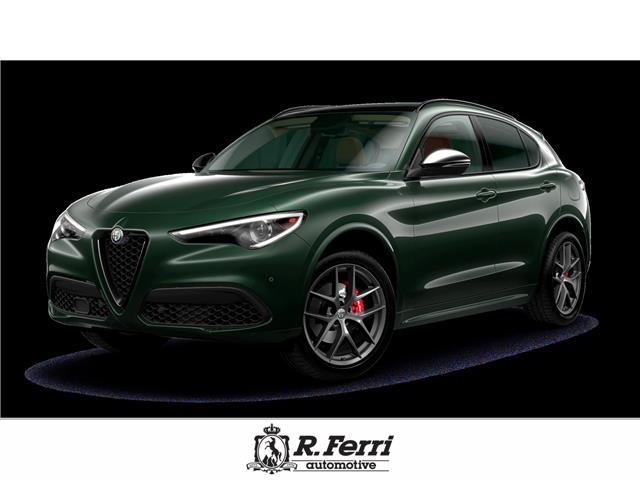 2021 Alfa Romeo Stelvio ti (Stk: 697AR) in Woodbridge - Image 1 of 1