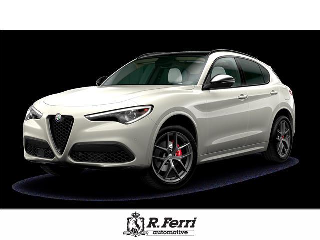 2021 Alfa Romeo Stelvio ti (Stk: 694AR) in Woodbridge - Image 1 of 1