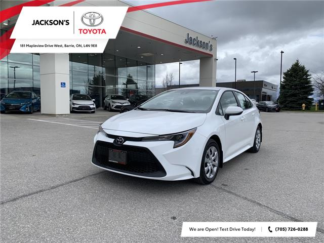 2021 Toyota Corolla LE (Stk: 19749) in Barrie - Image 1 of 11