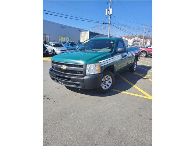 2011 Chevrolet Silverado 1500 Work Truck Long Box 4WD (Stk: p21-039) in Dartmouth - Image 1 of 12