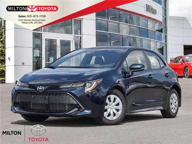 2021 Toyota Corolla Hatchback Base (Stk: 130368) in Milton - Image 1 of 23