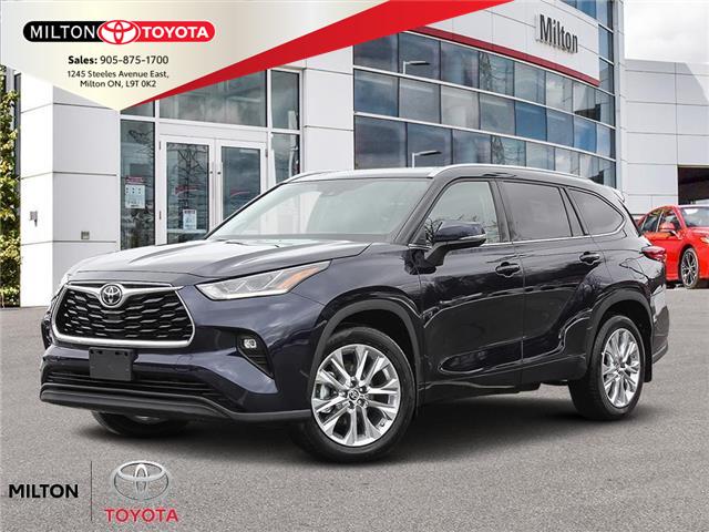 2021 Toyota Highlander Limited (Stk: 108760) in Milton - Image 1 of 23
