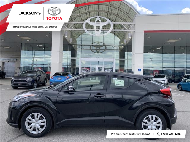 2021 Toyota C-HR LE (Stk: 13931) in Barrie - Image 1 of 11