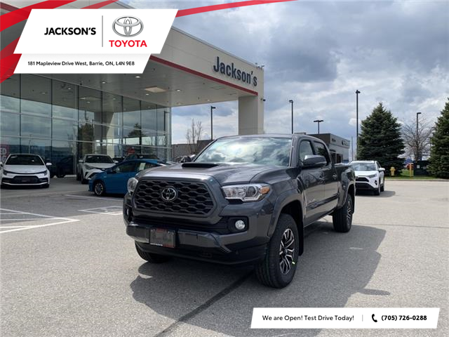 2021 Toyota Tacoma Base (Stk: 11442) in Barrie - Image 1 of 11