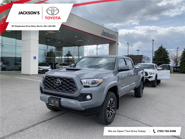 2021 Toyota Tacoma Base (Stk: 11526) in Barrie - Image 1 of 11