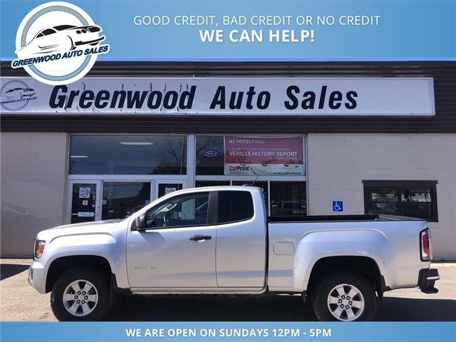 2016 GMC Canyon Base (Stk: 16-62297) in Greenwood - Image 1 of 21