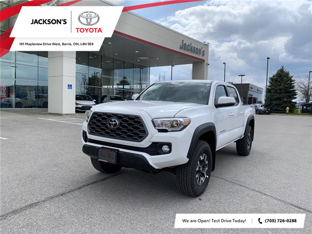 2021 Toyota Tacoma Base (Stk: 16339) in Barrie - Image 1 of 11