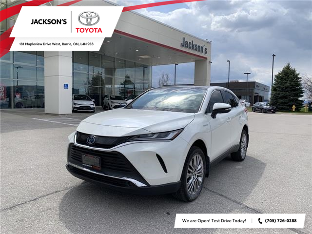 2021 Toyota Venza Limited (Stk: 11739) in Barrie - Image 1 of 13