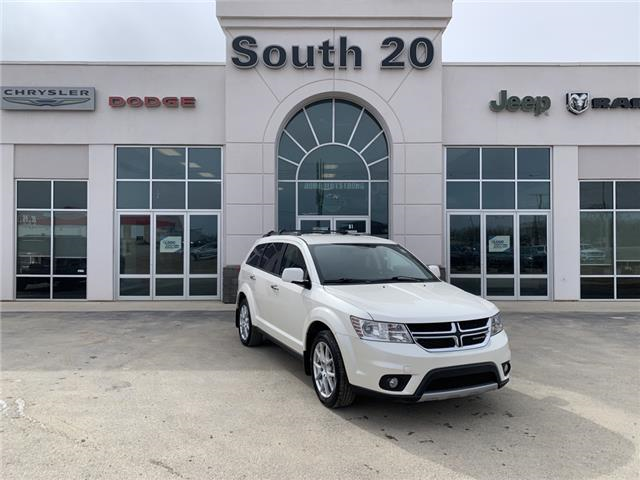 2016 Dodge Journey R/T (Stk: 41045A) in Humboldt - Image 1 of 22