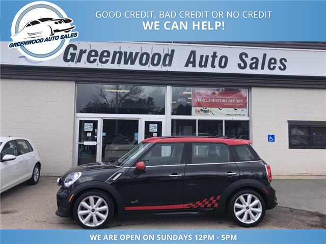 2012 MINI Cooper S Countryman Base (Stk: 12-59271) in Greenwood - Image 1 of 21
