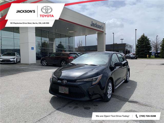2021 Toyota Corolla LE (Stk: 19820) in Barrie - Image 1 of 12