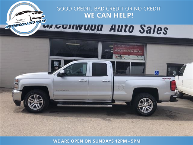2019 Chevrolet Silverado 1500 LD LT (Stk: 19-74154) in Greenwood - Image 1 of 21