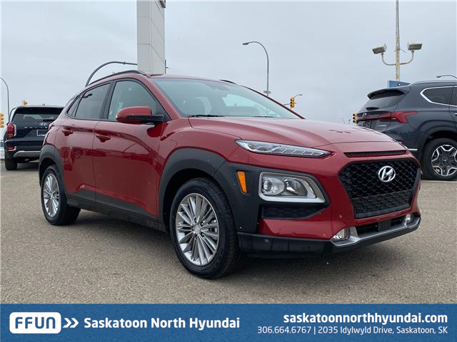 2020 Hyundai Kona 2.0L Luxury (Stk: B7893) in Saskatoon - Image 1 of 17