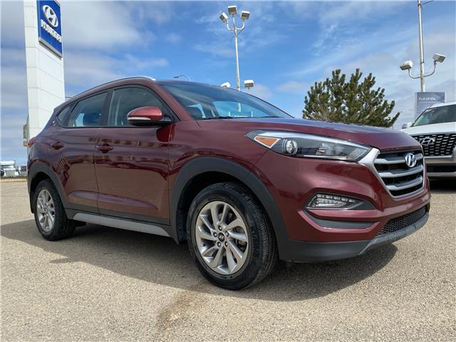 2018 Hyundai Tucson Premium 2.0L (Stk: 50178A) in Saskatoon - Image 1 of 19