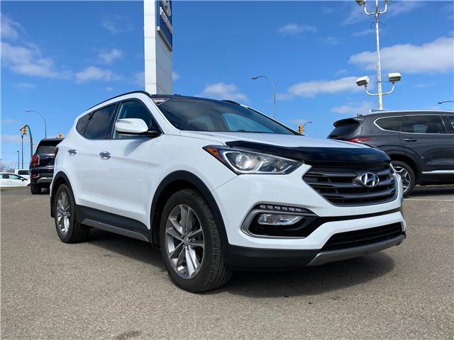 2017 Hyundai Santa Fe Sport 2.0T Limited (Stk: 50077A) in Saskatoon - Image 1 of 15