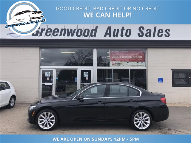 2017 BMW 328d xDrive (Stk: 17-25725) in Greenwood - Image 1 of 22