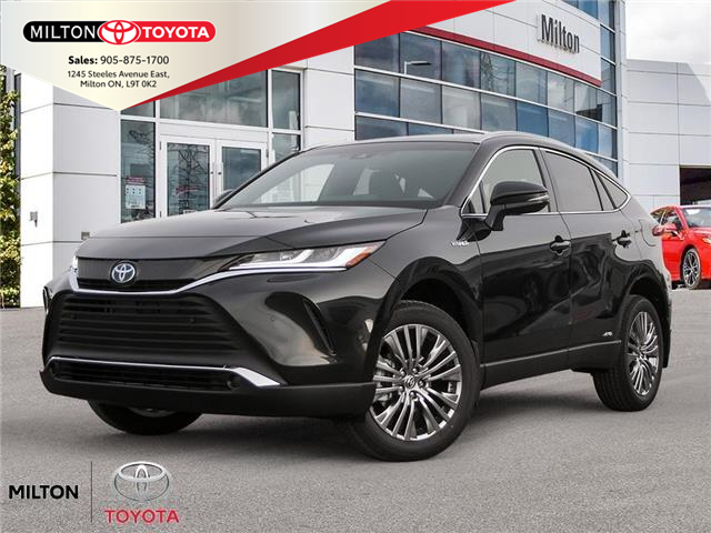 2021 Toyota Venza XLE (Stk: 042854) in Milton - Image 1 of 23