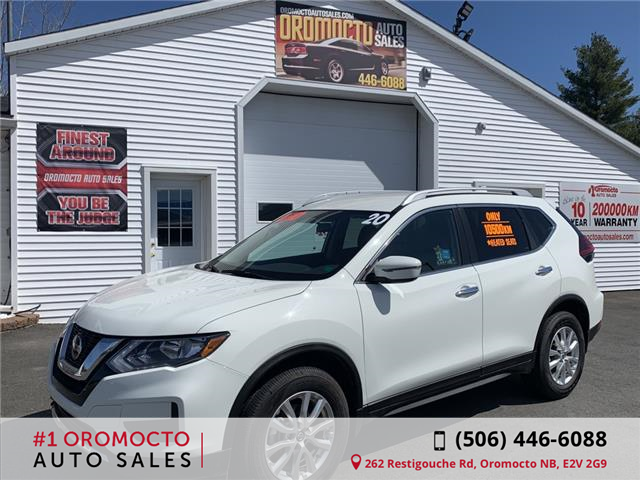 2020 Nissan Rogue S (Stk: 021) in Oromocto - Image 1 of 13
